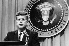 Il Presidente degli Stati Uniti John F. #Kennedy era un esperto #ventriloquo.