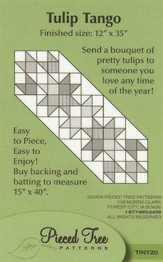 free to use quilt table runner
