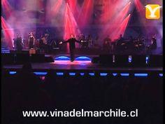 Raphael, Yo Sigo Siendo Aquel, Festival de Viña 2005 Concert, Songs, Concerts