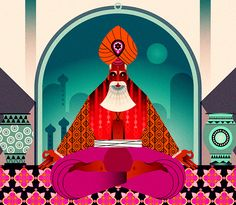 Jonny Wan | Central Illustration Agency
