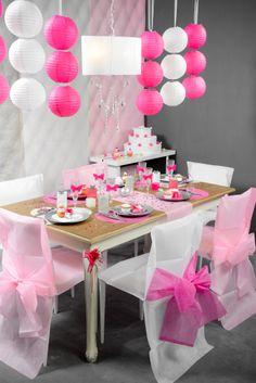 30 cm art de table déco de table tables festives baptême baby shower ...