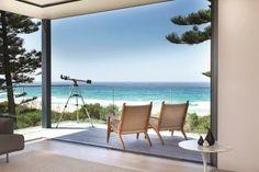 Boomerang Beach. Beach house.  NSW, Australia