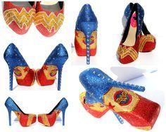 Desejo do dia: linha de sapatos nerds femininos! | | Garotas Geeks