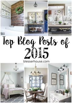 Top Blog Posts of 20