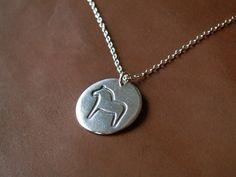 $48 Dala Horse charm
