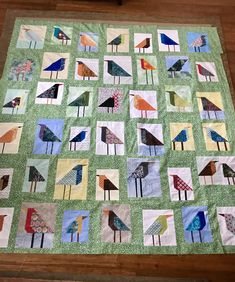 Head to our website page for more in regard to this fabulous photo Patchwork Patterns, Bird Patterns, Quilt Block Patterns, Scrappy Quilts, Mini Quilts, Quilting Projects, Quilting Designs, Bird Quilt Blocks, Quilt Modernen