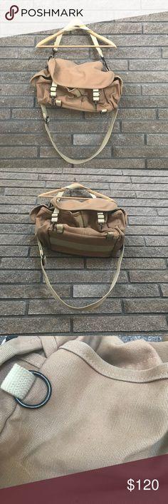 Domke Bag Brand: Domke. Model: F-2. Condition: Fair. Color: Sand. Description: Camera canvas bag. Domke Bags