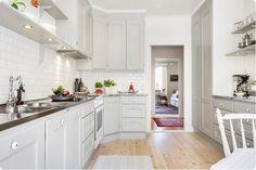 kök och köksbänk - marmor!