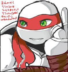 Raphael by samidoro.deviantart.com on @deviantART