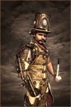 from http://inspirationfeed.com/photography/the-wonderful-world-of-steampunk-culture/