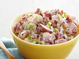 Super-Zesty Potato Salad   ...   Recipe courtesy of Anne Burrell for Food Network Magazine