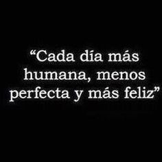 Imperfectamente perfecta <3