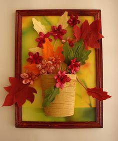 Ideas for autumnal crafts Autumn Activities For Kids, Autumn Crafts, Fall Crafts For Kids, Thanksgiving Crafts, Kids Crafts, Art For Kids, Diy And Crafts, Paper Crafts, Fruit Crafts