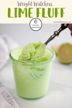 If you are looking for zero point Weight Watchers dessert recipes, then you will love this Lime Fluff. Simple to make, this WW fluff recipe is so tasty. Weight Watcher Desserts, Weight Watchers Snacks, Plan Weight Watchers, Weight Loss, Weight Watchers Fluff Recipe, Weight Watchers Cheesecake, Weight Watchers Smart Points, No Calorie Foods, Sorbet