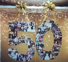 50th Anniversary Party Ideas On A Budget | 50th+party+decor | 50th ...