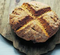 Darina Allen's Brown Soda Bread  http://www.independent.ie/lifestyle/food-drink/brown-soda-bread-26868390.html#