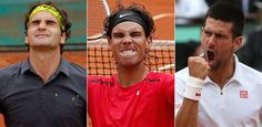 Greatest Mens's tennis players of all times