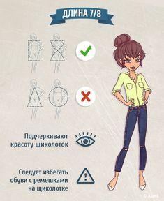 Мобильный LiveInternet Как выбрать идеальные джинсы по типу фигуры и как правильно укоротить | Nelya_Gerbekova - Дневник любознательной женщины |