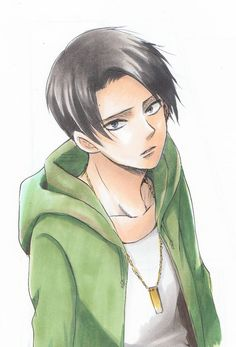 Levi Ackerman Fan Art | Tumblr