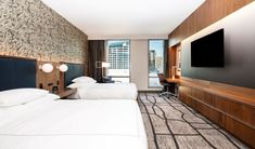 Where to Stay in Seattle: The Charter Hotel – Curio Collection by Hilton Seattle Vacation, Seattle Travel, Downtown Seattle, Seattle Pictures, Downtown Restaurants, Ac Hotel, Mix Use Building, Modern Properties, Hotel Concept