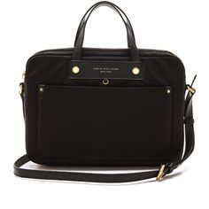 Marc by Marc Jacobs Preppy Nylon Commuter Computer Bag Pvc Trim, Commuter Bag, Work Tote, Briefcase, Preppy, Marc Jacobs, Purses And Bags, Backpacks, Handbags