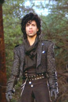 Prince - Purple Rain Movie 1984