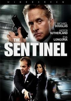 THE SENTINEL (2006): A Secret Service agent is framed as the mole in an assassination attempt on the President. He must clear his name and foil another assassination attempt while on the run from a Secret Service Protective Intelligence Division agent.