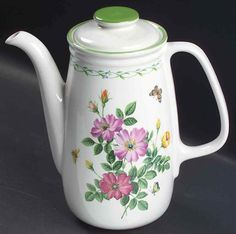 Studio Nova GARDEN BLOOM Coffee Pot 1772322 #StudioNova