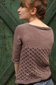 almost tempted to knit it...