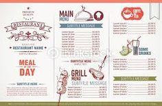 Illustration about Restaurant menu design and template. Illustration of drinks, creative, label - 49004151 Restaurant Names, Restaurant Menu Design, Modern Restaurant, Resume Template Free, Menu Template, Templates, Drink List, Drink Menu, Best Milkshakes