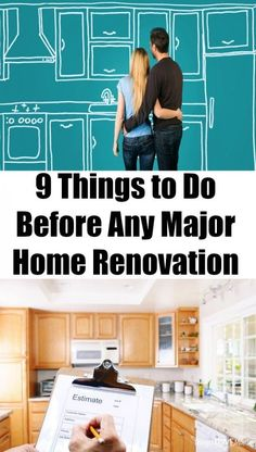 9 Things to Do Before Any Major Home Renovation