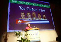 Cuba, la Isla Infinita: Otorgan Premio por los Derechos Humanos en Estados Unidos para los Cinco antiterroristas cubanos
