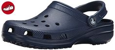 Crocs Unisex-Erwachsene Classic Clogs, Blau (Navy), 42-43 EU - Crocs schuhe (*Partner-Link)