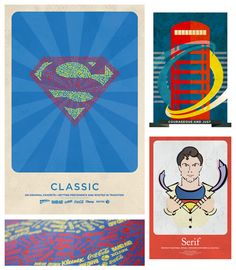 13 Artist Renditions of Superman for His 75th Birthday