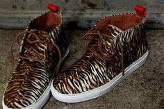 Ronnie Fieg x Del Toro Alta Chukka   Basso Wingtip Sneakers c322a8ce90