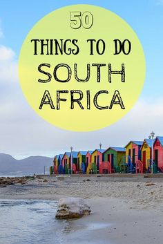 things to do South Africa, travel, bucketlist