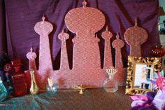 "Photo 1 of Arabian Princess / Birthday ""Arabian Princess Jasmine Inspired Birthday"" Festa Tema Arabian Nights, Arabian Nights Prom, Arabian Party, Arabian Nights Theme, Arabian Theme, Arabian Decor, Jasmin Party, Princess Jasmine Party, Disney Princess Party"