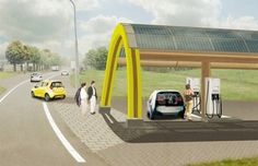 ABB announces plan to build world's largest network of EV fast-charging stations