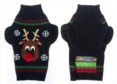 (http://www.notforpussys.com/cute-reindeer-with-red-nose-christmas-pet-puppy-dog-sweater-striped-hand-knitted/)