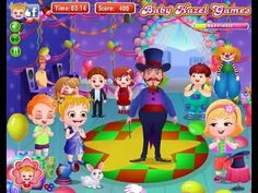 Let us celebrate Baby Hazel's 3rd birthday and enjoy fun-filled activities. https://www.youtube.com/watch?v=3MtPXFlnoxw&list=UU2T16-k3JZ-Dq1qrQ0y1tNw