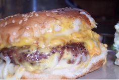 new cooking recipes: Aunt Kathy's Oven Burgers