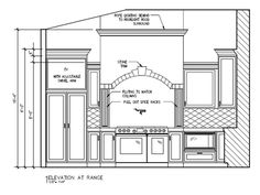 Range Design Drawing