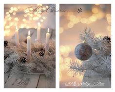 nelly vintage home: Коледни светлинки