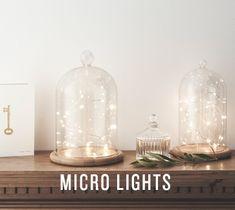 Shop micro fairy lights