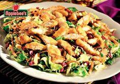 Oriental Chicken Salad – Applebee Recipes [Copycat]   Recipedose.com