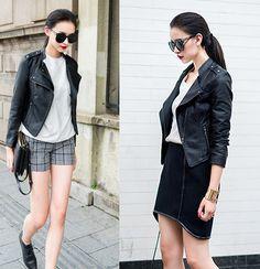 Mixmoss Jacket, Mixmoss Skirt