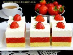 ciasto truskawkowe Irmy