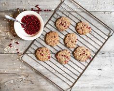 Red Currant Cookies