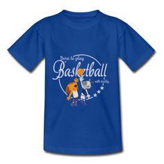 Tee shirt born to play basket | Jackmu store