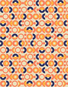 Vintage Dot by Kim Andersson